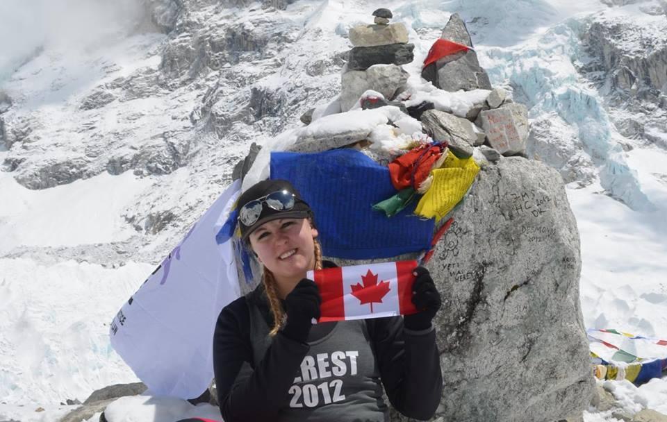 Lindsay Diduck - Everest