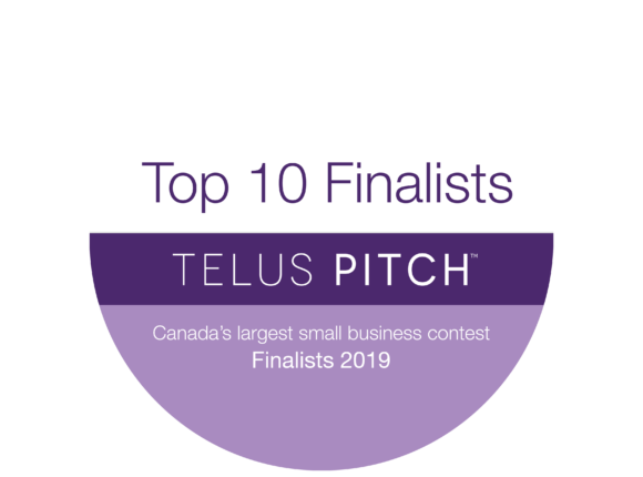 HigherEdPoints.com makes Top Ten in Telus Pitch